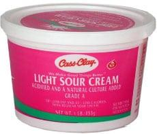 Sour Cream Light (16 oz.)