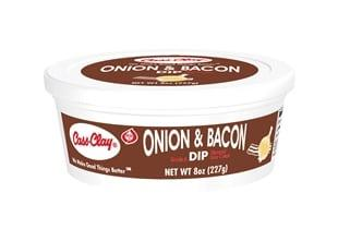 Dip  (8 oz.) Onion & Bacon