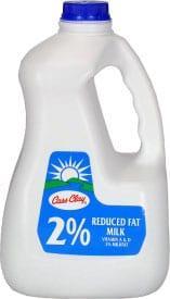 2% Reduced Fat Milk  (EZ Grip Plastic 97oz.)