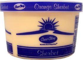 Sherbet Orange  (48 oz.)