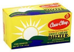 Quartered Butter  (1 lb.)