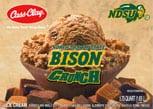 Bison Crunch Ice Cream